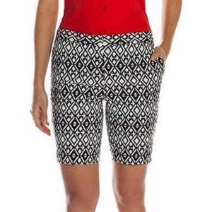 NWT Mario Serrani Italy Comfort Stretch Shorts